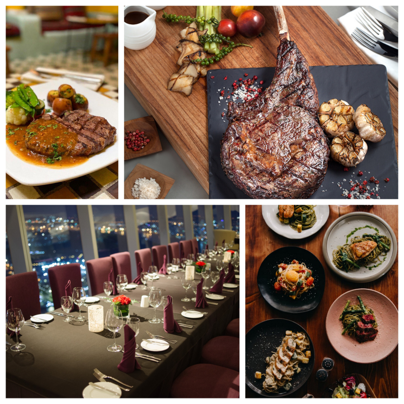 Top 10 Nhà hàng món Âu ngon nhất tại Quận 1 - TP. Hồ Chí Minh