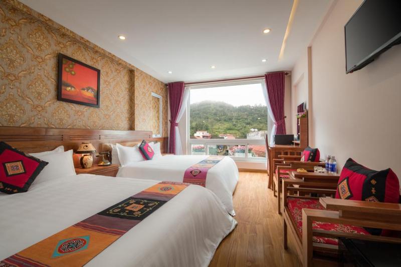 Top 10 khách sạn ở Sapa gần nhà thờ giá rẻ, phục vụ tốt