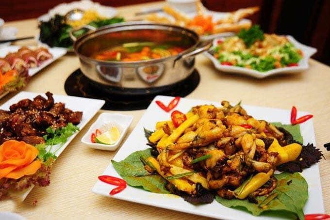 Top 9 nhà hàng ngon, nổi tiếng nhất tại Hà Tĩnh
