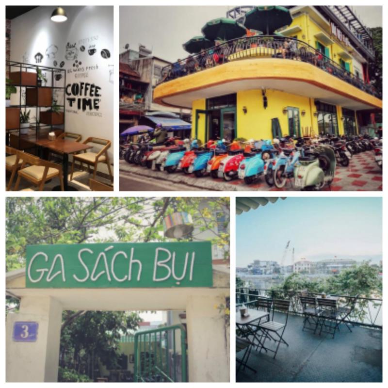 Top 10 Quán cafe có không gian yên tĩnh nhất tại Hải Phòng