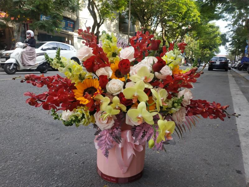 Top 14 shop hoa tươi ở Huế được yêu thích nhất