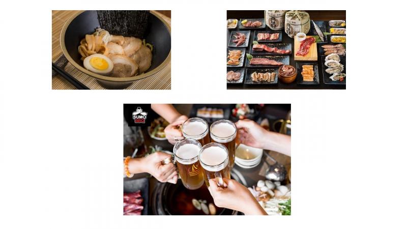 Sumo BBQ Sc Vivo City Buffet Nướng Lẩu