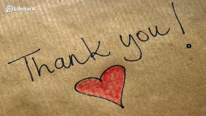 Top 9 điều tuyệt vời nhất trong cuộc sống bạn nên biết ơn