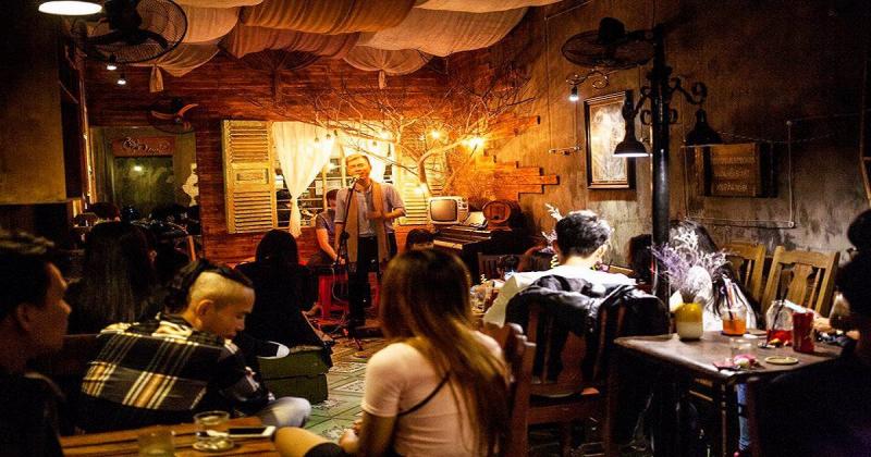 Top 15 quán Cafe Acoustic lãng mạn nhất Sài Gòn bạn nên đến nhất