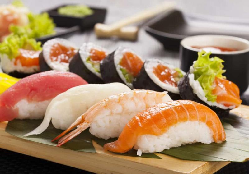 Top 6 Địa chỉ ăn sushi ngon nhất quận Hai Bà Trưng, Hà Nội