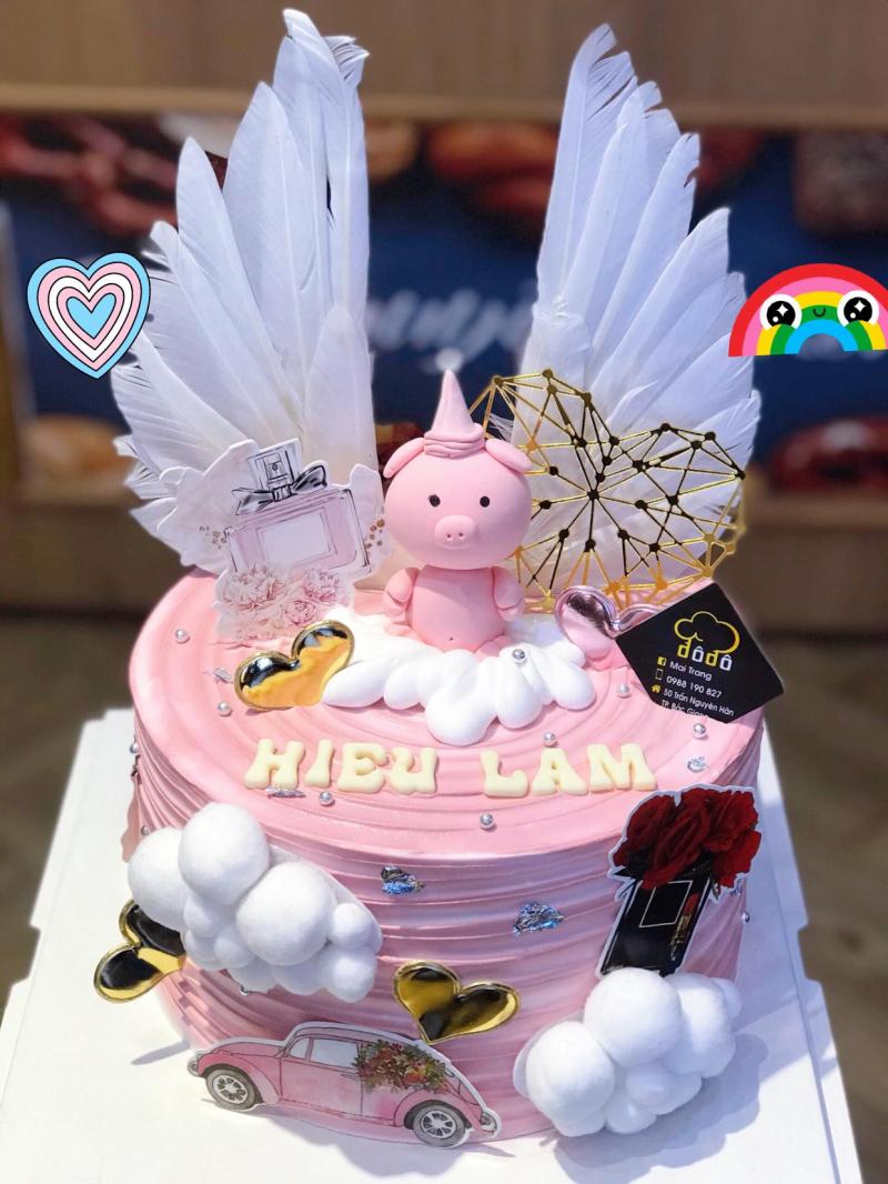 Top 9 Tiệm bánh sinh nhật ngon và chất lượng nhất Bắc Giang