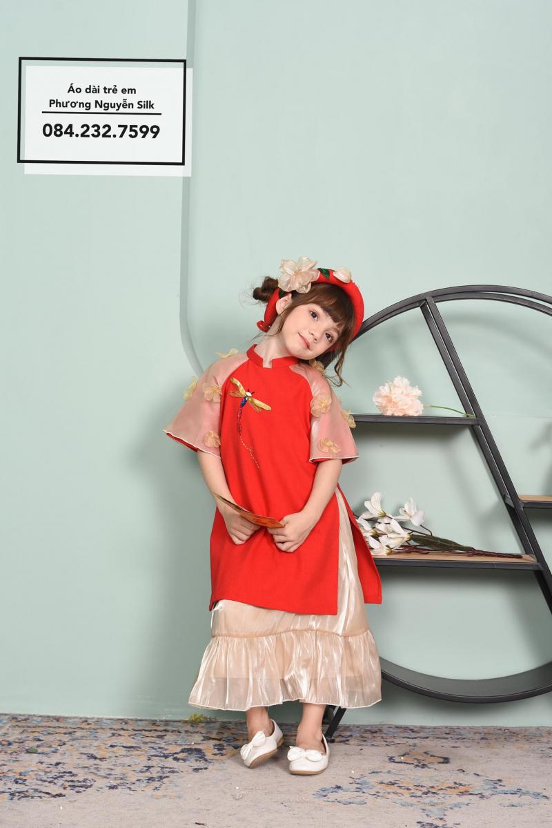 Top 8 Shop bán áo dài trẻ em đẹp nhất Hà Nội