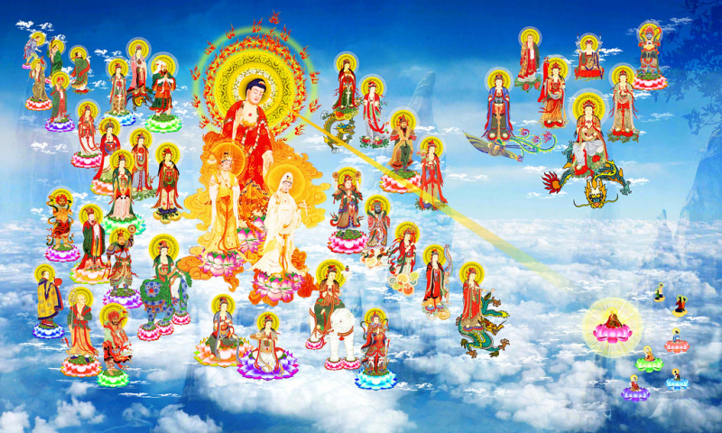 Top 7 việc nên làm nhất giúp người chết mau siêu thoát theo quan điểm Phật Giáo