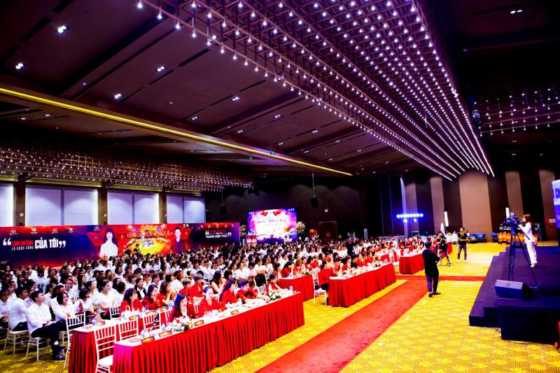 Top 8 trung tâm tổ chức sự kiện sang trọng tại Hà Nội