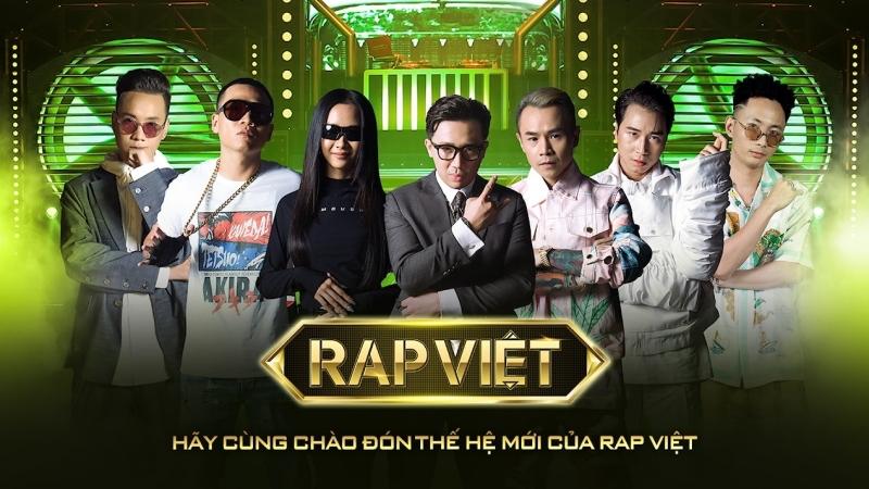 Top 12 bài Rap hay nhất trong chương trình Rap Việt - Mùa 1