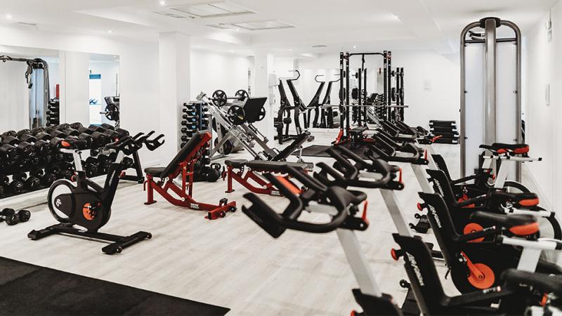 Tập gym có tác dụng phòng ngừa bệnh tật