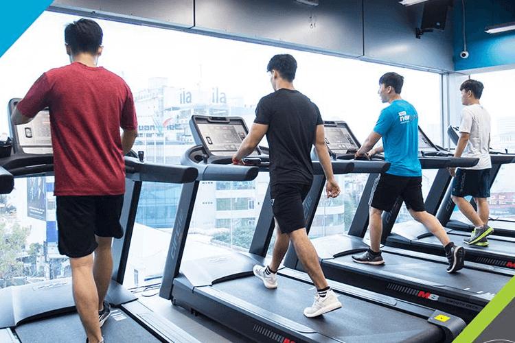 Tập gym giúp xương chắc khỏe