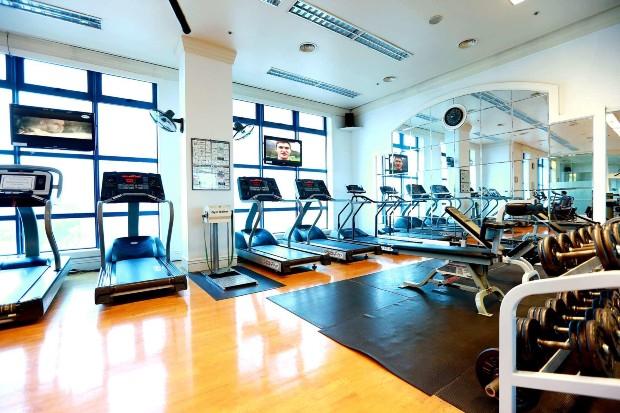 Tập gym giúp tăng cường sinh lực