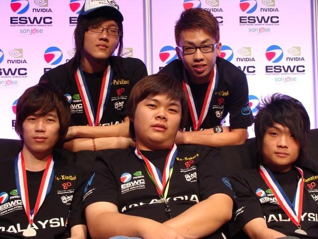 Team Kingsurf.MY (nguồn internet)