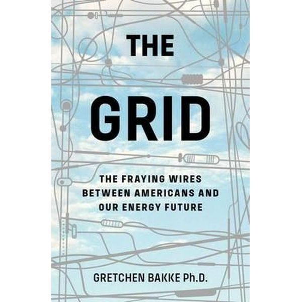 "Cuốn sách ""The Grid"" - Gretchen Bakke"