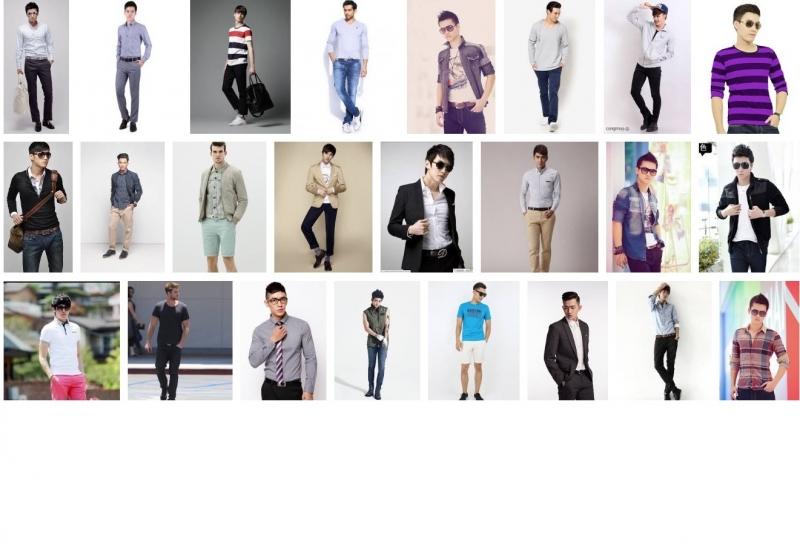 Top 9 Cửa hàng thời trang nam nổi tiếng ở TPHCM