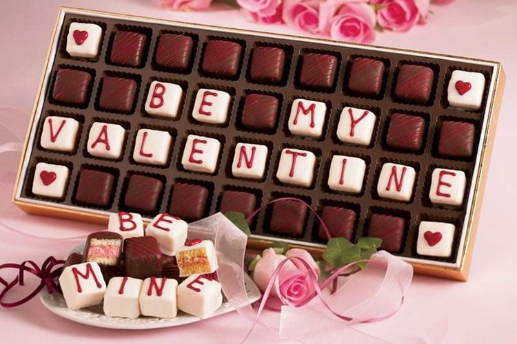 Socola là món quà truyền thống mỗi dịp Valentine