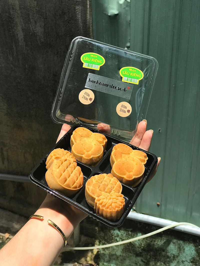 𝓜𝓵𝓮𝓮- Bánh handmade