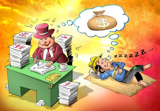Việc phục vụ nhiều người sẽ khiến tiền chảy vào túi bạn