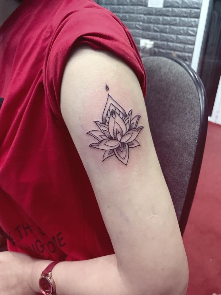 03.Tattoo - Artist Hà Lê