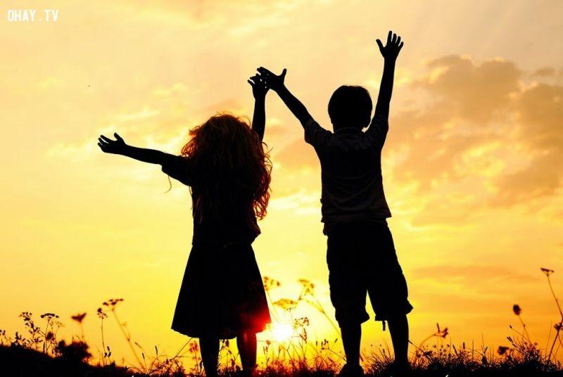 Tình bạn chỉ có được ở những trái tim đồng điệu và thành thật không chút giả dối và vụ lợi.