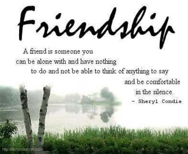Tình bạn