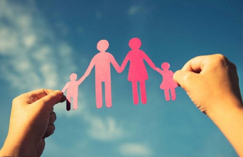 Chỉ cần làm tốt các vai trò trách nhiệm của mình thì bạn sẽ tạo ra một gia đình đúng nghĩa.