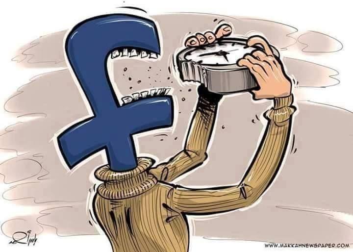 Mạng xã hội lấy đi rất nhiều thời gian của bạn.