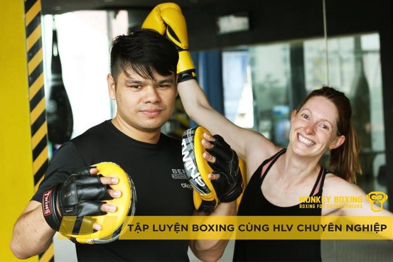 Monkey Boxing - Boxing for Entrepreneurs