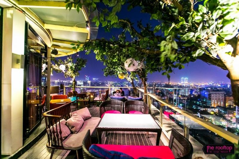 The Rooftop Hanoi.