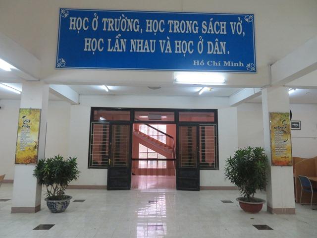 Trung tâm Thông tin, Thư viện Trường Đại học Văn hóa TP. Hồ Chí Minh