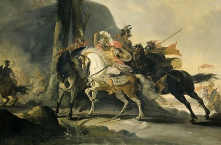 1. Alexander đại đế (384 - 322)