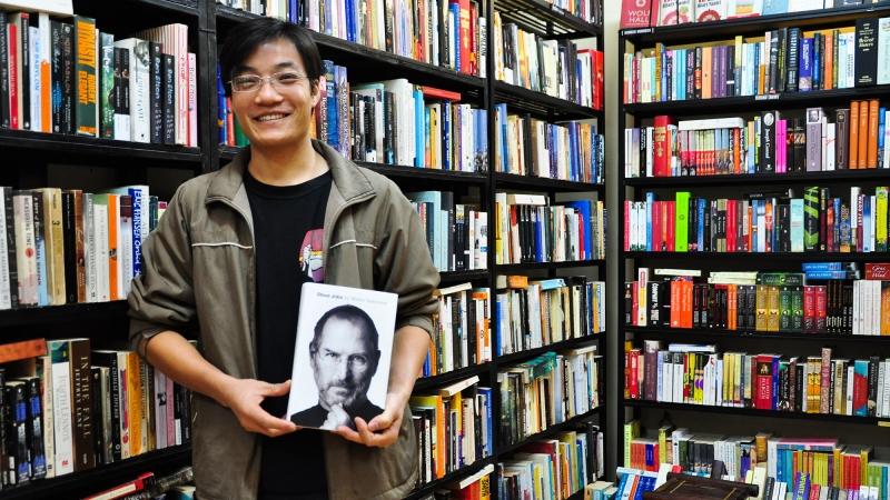 The Bookworm Hanoi cơ sở 1 (số 44 Châu Long, Ba Đình, Hà Nội)