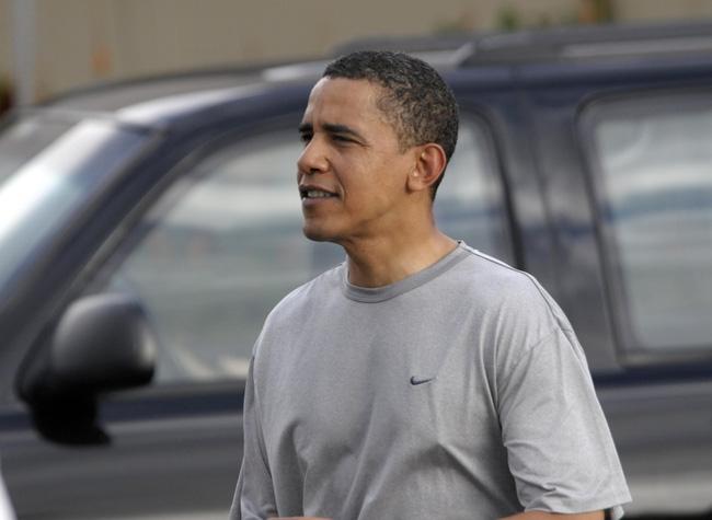 Tổng thống Obama: đi tập gym mỗi sáng