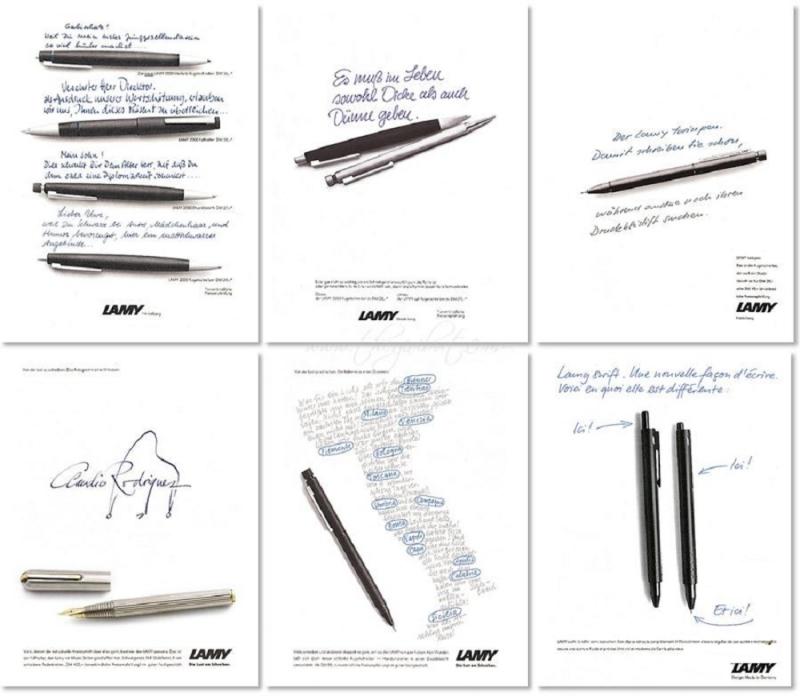 Bút viết Lamy