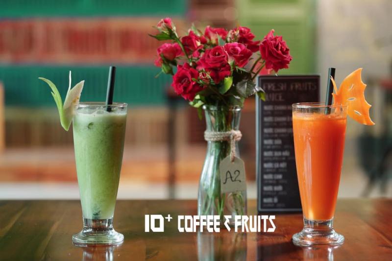 10+ Coffee & Fruits