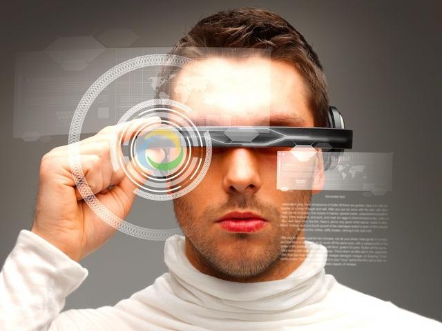 Kính mắt kết nối Internet năm 2023