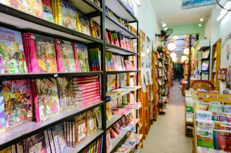Librairie Française de Hanoi - ngõ Núi Trúc số 9, Ba Đình, Hà Nội