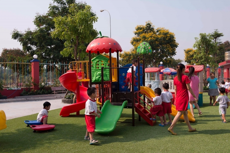 Trường mẫu giáo quốc tế Anh Việt