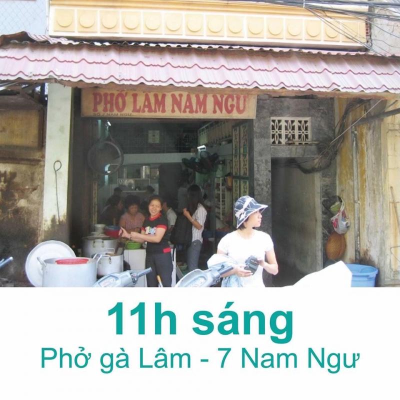Phở Lâm Nam Ngư