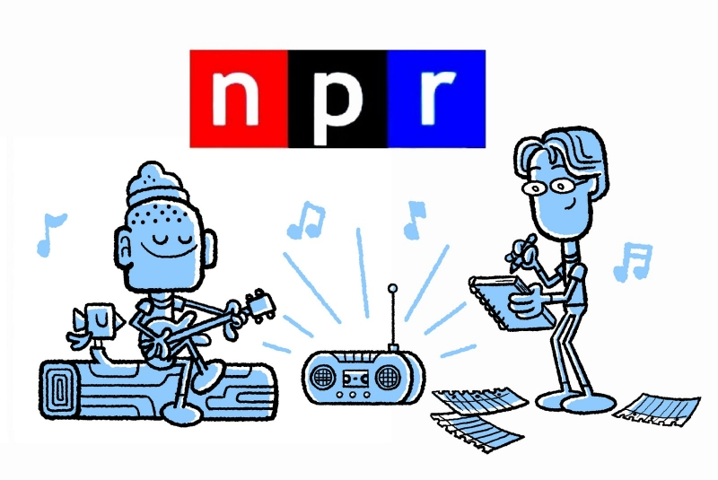 Trang web  National Public Radio (npr.org)