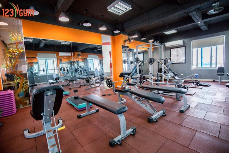 123 Gym - Fitness & Yoga Center