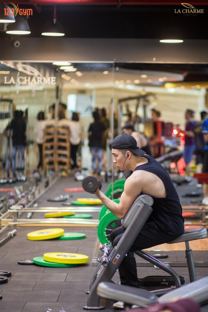 123 Gym - Fitness & Yoga Center
