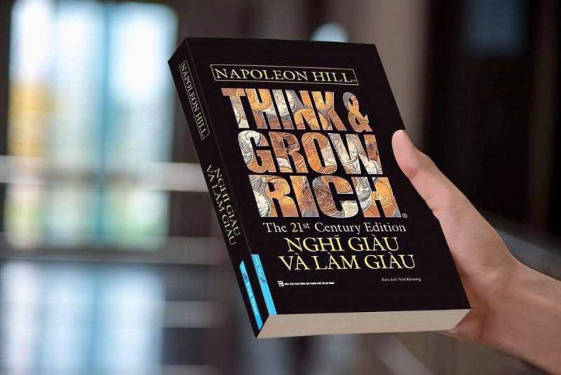 13 nguyên tắc nghĩ giàu làm giàu (Napoleon Hill)