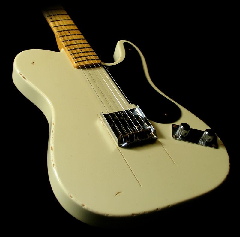 1949 Fender Broadcaster prototype