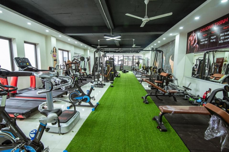 1978 Fitness Center