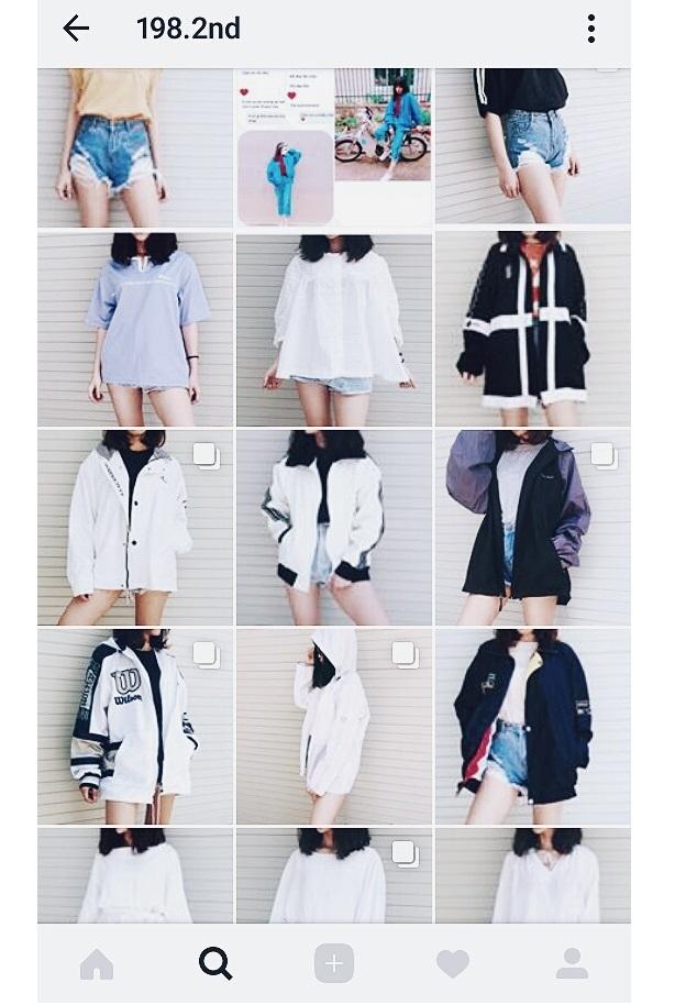 Jacket của 198.2nd mang đậm phong cách Hàn Quốc.