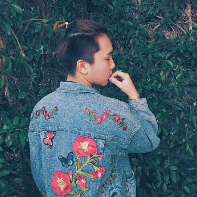 Bức tường phủ cây xanh mang lại sự mát mẻ. Facebook: Đăng Hải Trần