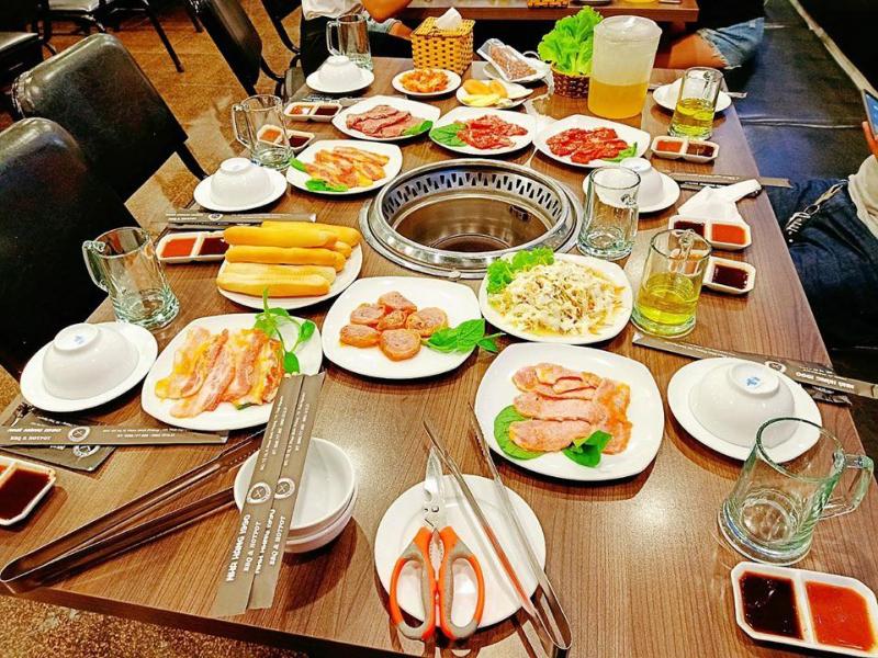 1990 BBQ & Hotpot Thái Nguyên