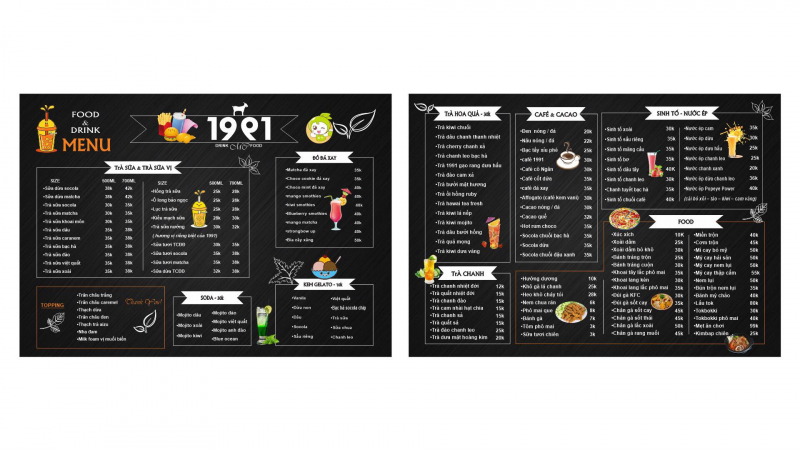 1991 Drink & Food